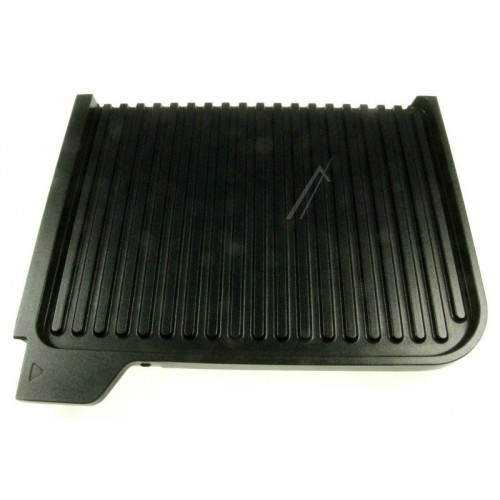 Plaque grill droite Moulinex TG805012 - Plancha & Barbecue