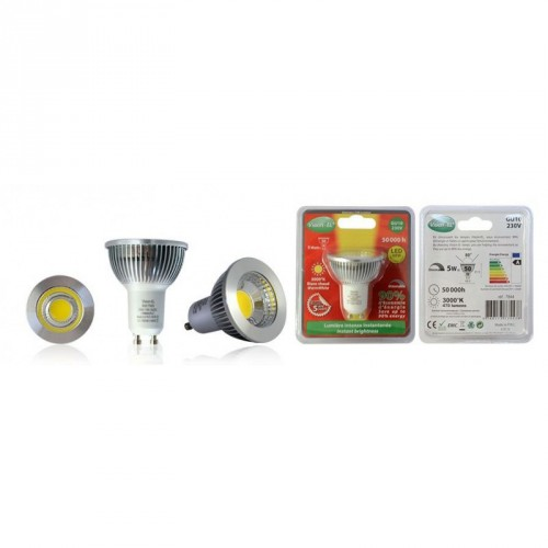 Ampoule à LED dimmable GU10 - 5W - Eclairage