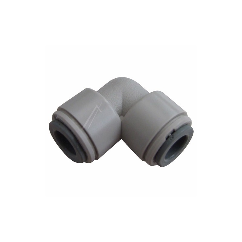 raccord tuyau angle droit 5 16 lg r frig rateur 5003802. Black Bedroom Furniture Sets. Home Design Ideas