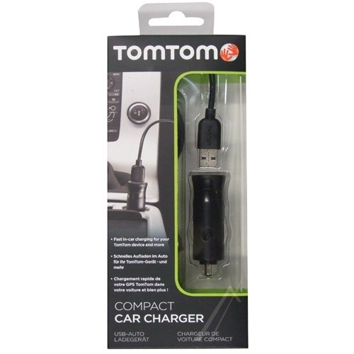 Chargeur allume cigare usb Tomtom GO - GPS