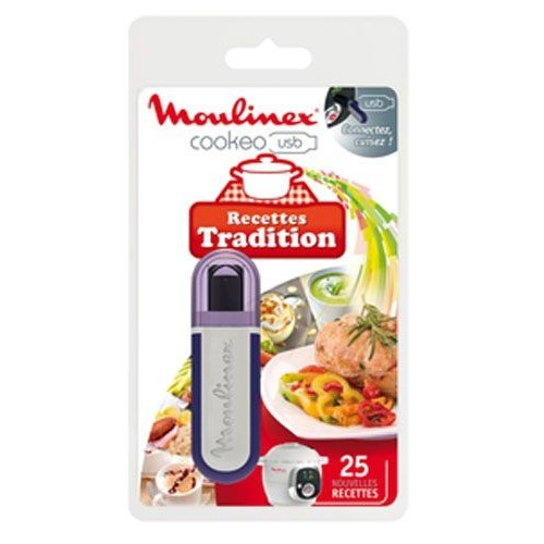 Clef usb Tradition Moulinex Cookeo 6L - Multicuiseur