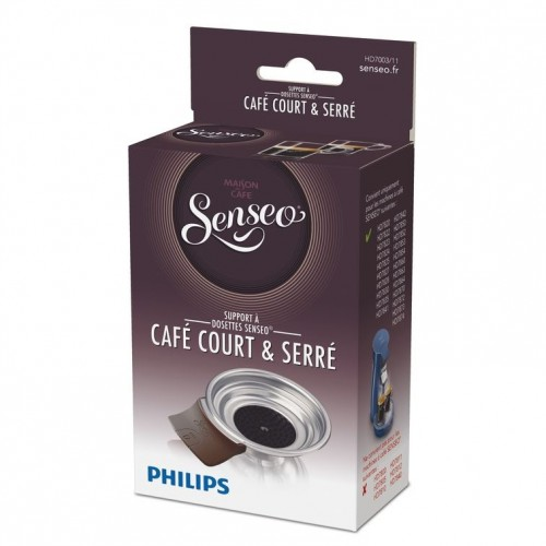 Support dosette expresso Philips Senseo HD7820 / HD7840 / HD7850 / HD7860 / HD7870 - Cafetière