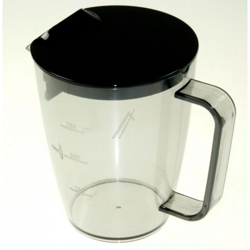 Carafe + couvercle Philips HR1855 / HR1863 - Centrifugeuse